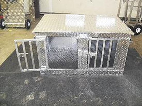 Picture of Aluminum Dog Box