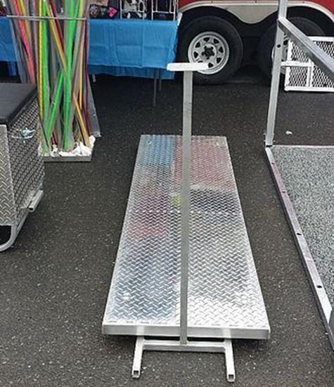 Picture of Aluminum Livestock Scale