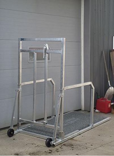 Picture of Dairy Chute