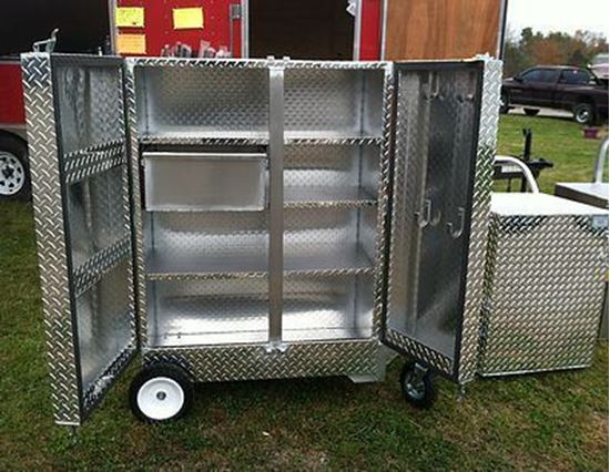 Picture of Four Wheel Show Boxes