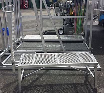 Picture of Sheep Fitting Stands