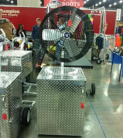 Picture for category Blower and Fan Carts