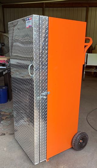Picture of Powder Coated Show Boxes
